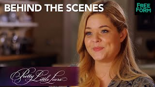 Pretty Little Liars | Sasha Pieterse Thank You | Freeform
