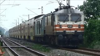 Fast & Furious : India's Fastest Double Decker : Mumbai Central-Ahmedabad Double Decker Express