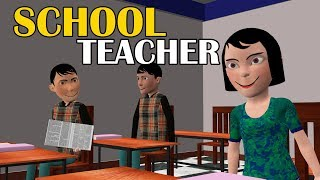SCHOOL TEACHER   CS Bisht Vines   School Classroom Comedy   Teacher Student Jokes