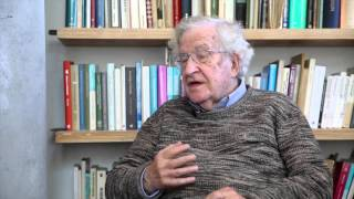 Noam Chomsky: Which language is most interesting to you?