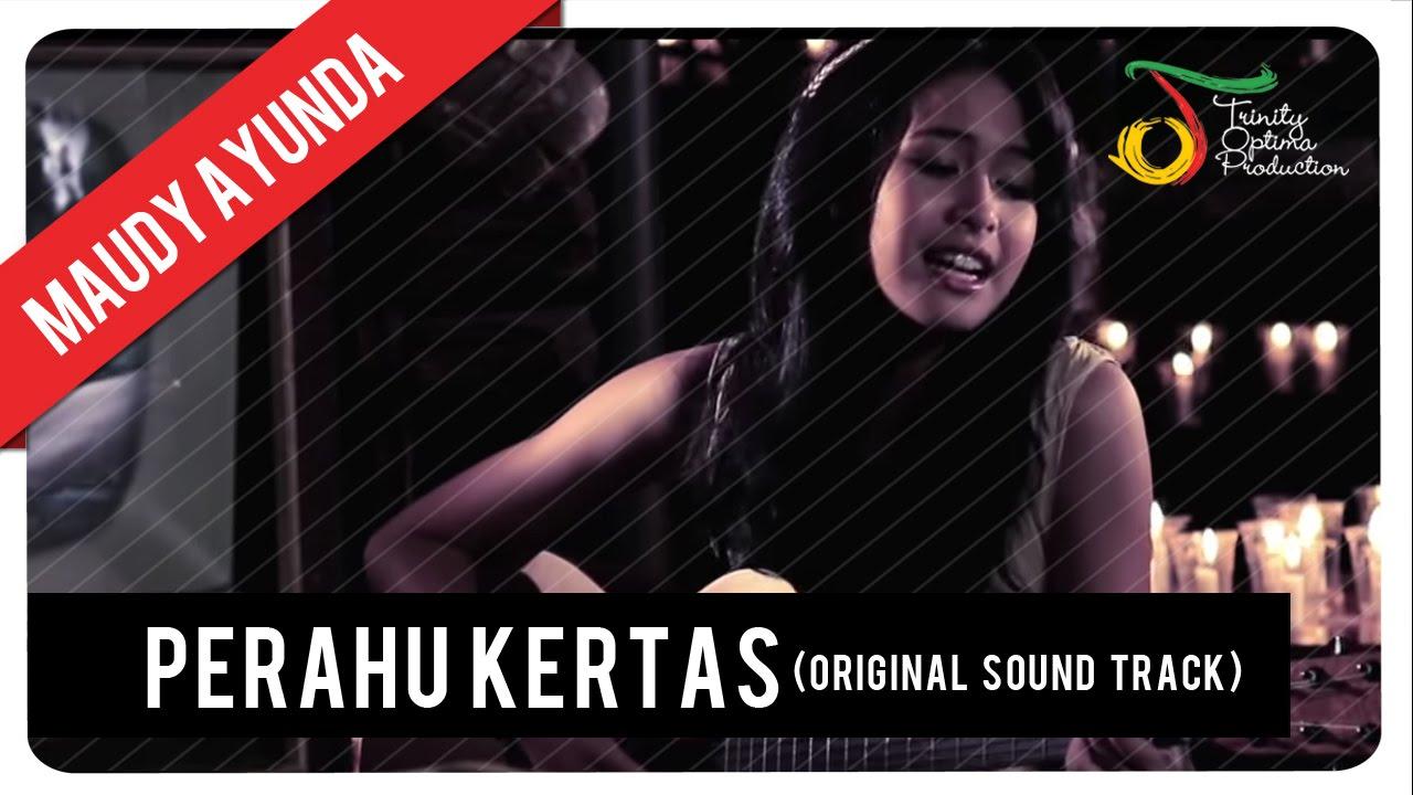 Download Maudy Ayunda - Perahu Kertas MP3 Gratis
