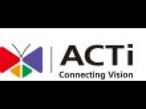 Acti NVR3 Enterprise VMS - Backing up recorded videos
