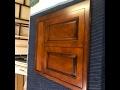 wood working Kitchen cabinets part 4