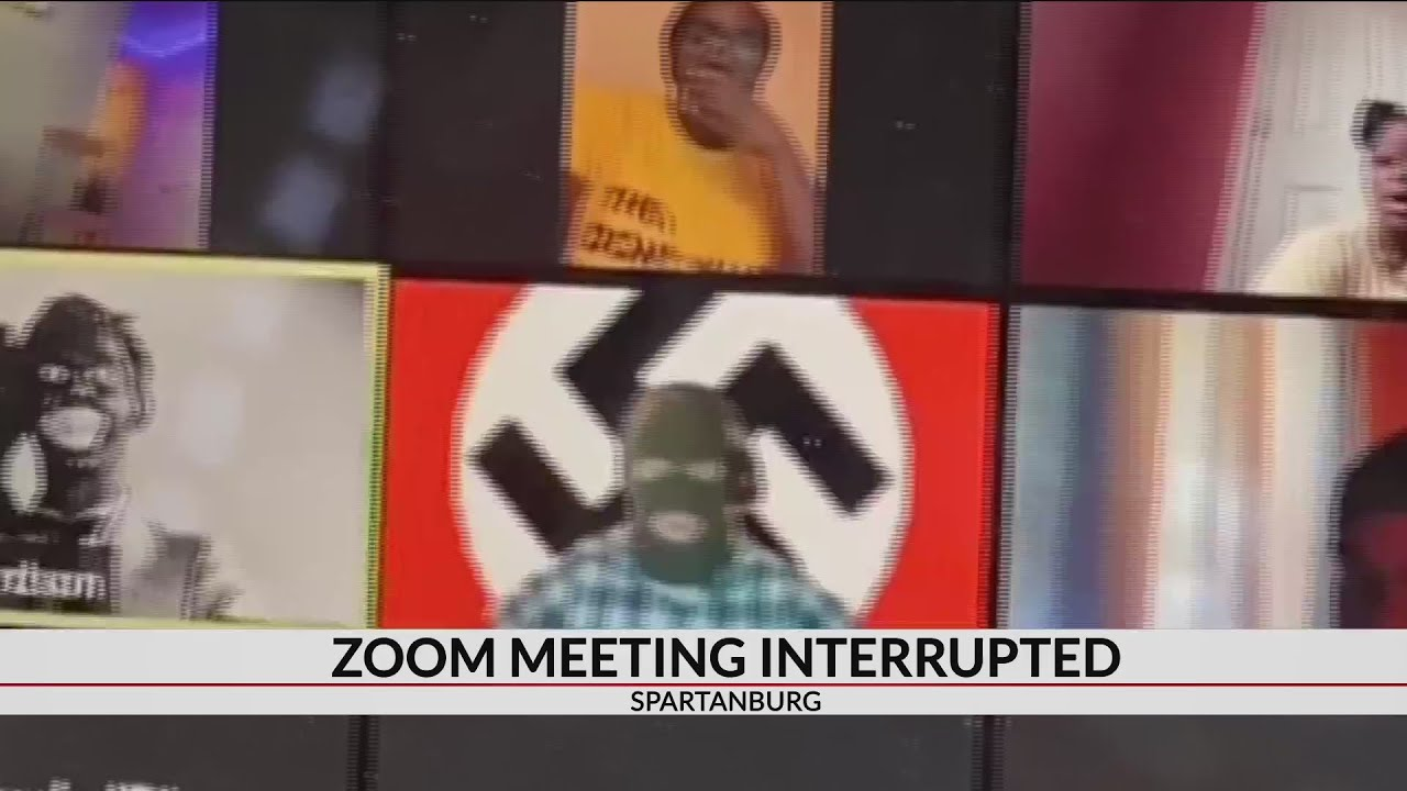 Zoom meeting for African American students hacked with racist images, slurs