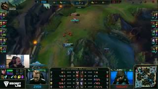 PapaSmithy VOD Review] LCS Playoffs Spring 2019: Cloud9 vs
