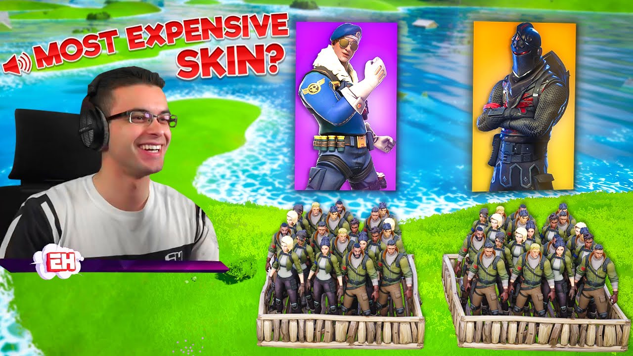 Fortnite Trivia *SKINS EDITION*