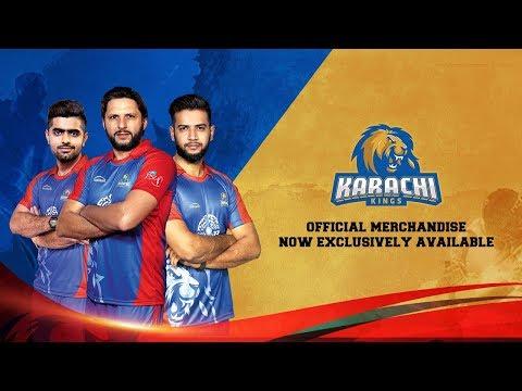 Karachi Kings 2018 Song   Karachi Kings 2018 Shirt - Jersey - Merchandise   Yayvo.com