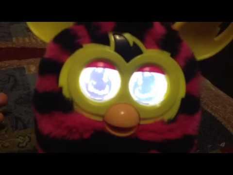 Furby boom mantally change