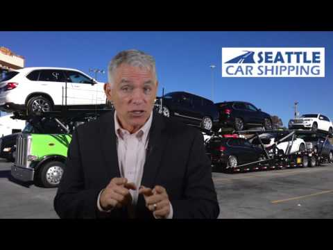 Seattle Car Shipping/ Auto Transport in Seattle