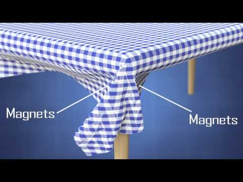 Sandra Young | Tablecloth Retainer