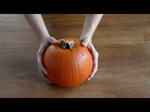 How to Make Pumpkin Puree!