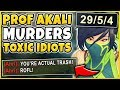 Download #1 AKALI WORLD CALLED OUT BY TOXIC ENEMY MID! SEASON 9 AKALI MID GAMEPLAY! - League of Legends MP3,3GP,MP4