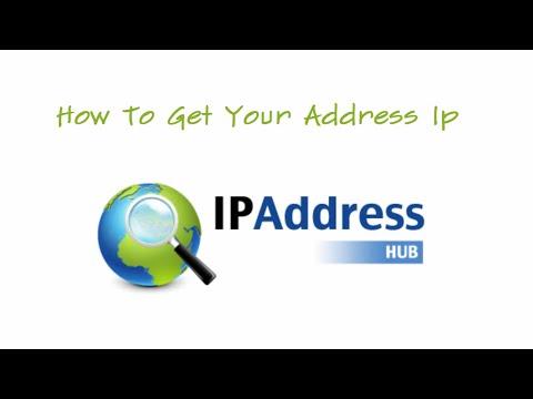 c# tutoria How get ip address