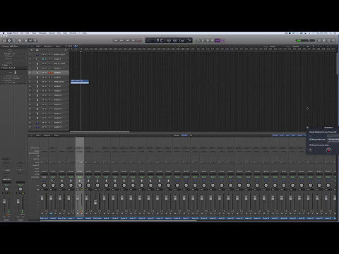 Logic Pro X - Audio Monitoring Issue in Headphones When Recording