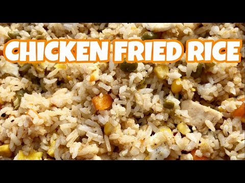 ♨️ How To Make Chicken Fried Rice On A Blackstone Griddle