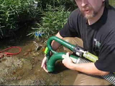 NEW- Dry Land Dredge Nozzle- HF250