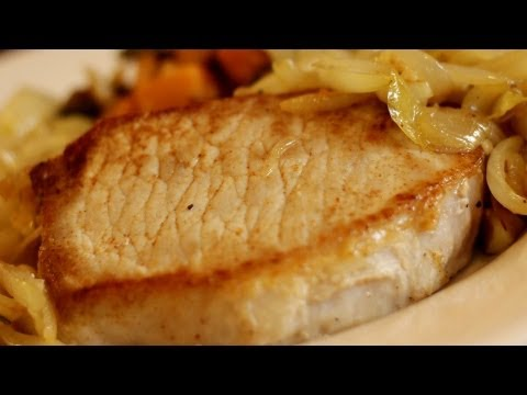 Juicy Pork Loin Chop Recipe