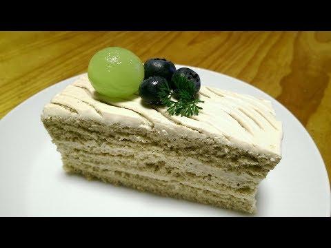 How to make Earl grey tea Cake / Recipe - アールグレイケーキの作り方 レシピ