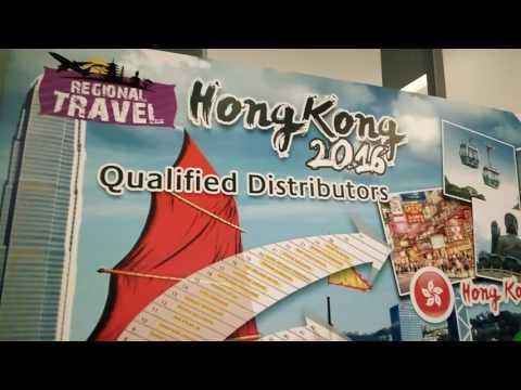 Hong Kong Regional Travel Benefits of Sante Pure Barley