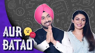 SHADAA INTERVIEW || Diljit Dosanjh reveals his new celeb crush after Kylie Jenner