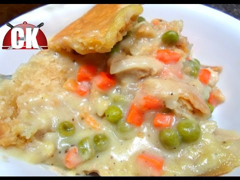 How to make Chicken Pot Pie - Chef Kendra's Easy Cooking!