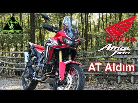 Yeni BirKan, Honda Africa Twin Almak, Roadcraft Academy, Motovlog