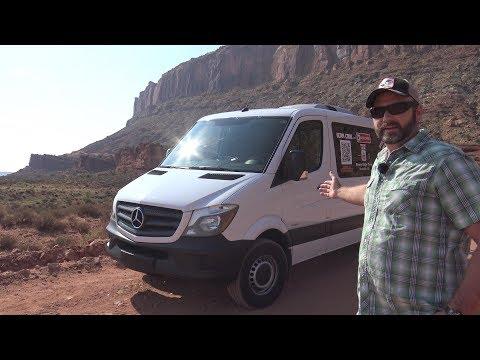 Don't Buy a Mercedes Sprinter Van until you watch an honest perfectionist review Sprinter
