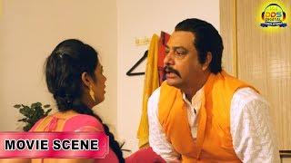 पुलिस के बीबी से नेताजी ले रहे हे मजा | कईसे जरूर देखिये | Bhojpuri Movie Scene