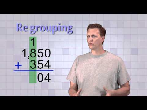Math Antics - Multi-Digit Addition