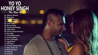 यो यो हनी सिंह के सर्वश्रेष्ठ गीत // यो यो हनी सिंह नवीनतम गीत संग्रह - बॉलीवुड संगीत 2019