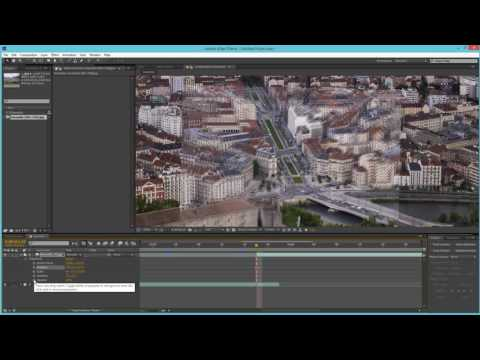 Super zoom time lapse tutorial in After Effects