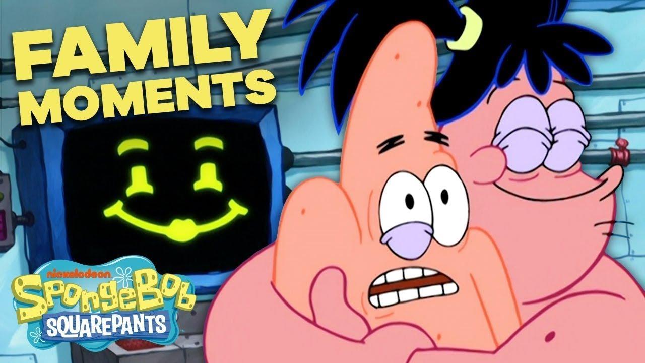 SpongeBob's Top 9 Funniest Family Moments! 👪 SpongeBob SquarePants