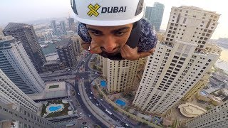 I JUMPED OFF A BUILDING !!!