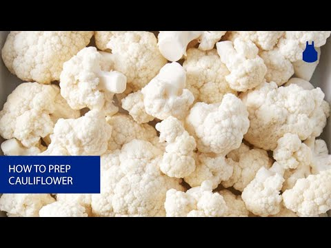 How To: Prep Cauliflower Steaks