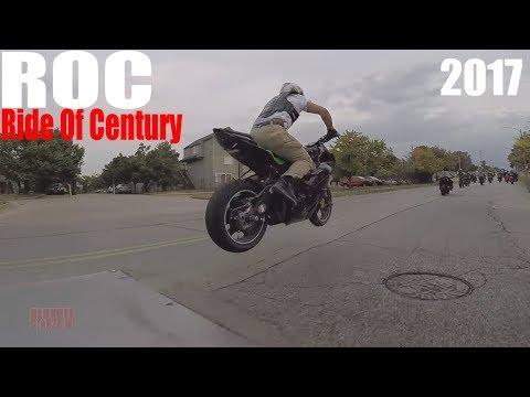 Motorcycle STUNTS Ride Of Century 2017 ROC Streetfighterz Stunt Bike Street Ride Short Edit