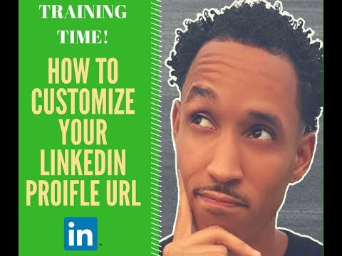 How to Customize Your Linkedin URL and The Importance of Doing so