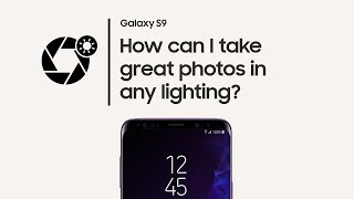 Galaxy S9: How to use Pro Mode in Daylight