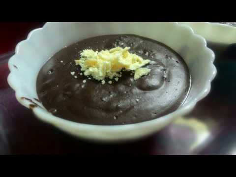 Eggless Chocolate Pudding Recipe | How to make Chocolate Pudding | Chocolate Pudding | Fun Foodie
