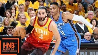 Oklahoma City Thunder vs Utah Jazz Full Game Highlights / Game 3 / 2018 NBA Playoffs