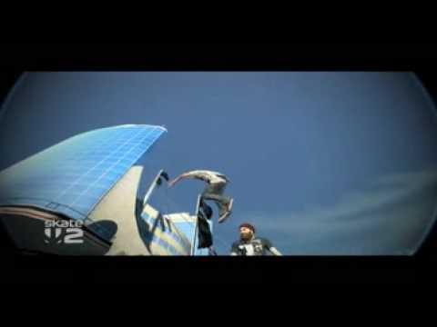 EA Skate 2 - I Killed Chris Haslam!