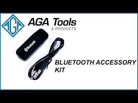 AGA Bluetooth Accessory Kit