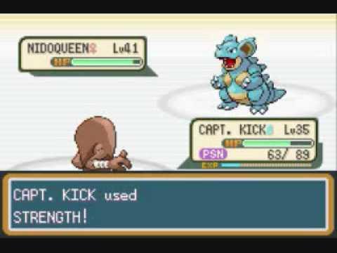 Pokemon Leaf Green Walkthrough Part 54: Silph Co.  Rival and Boss
