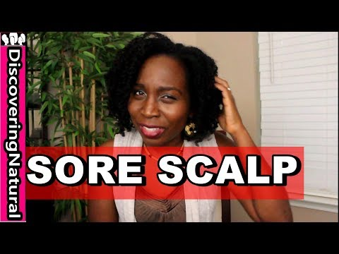 Sore Scalp | What Causes Sore Scalp?