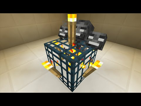Minecraft Xbox - MODDED MOB SPAWNERS - WITHER SPAWNER + MORE!