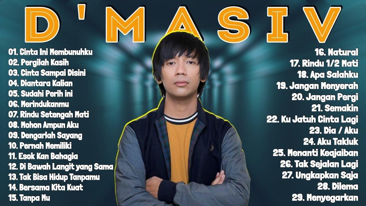 Download D'Masiv [Full Album] - Kumpulan Lagu D'Masiv Terbaik & Terpopuler Hingga Saat Ini MP3 Gratis