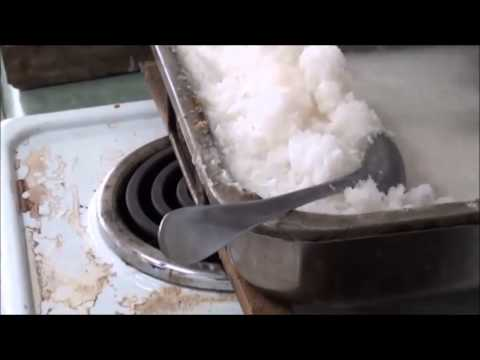 How to MAKE YOUR OWN SEA SALT. Updated