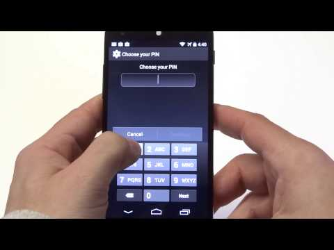 How To Change The Lock Screen On The Nexus 5 - Fliptroniks.com