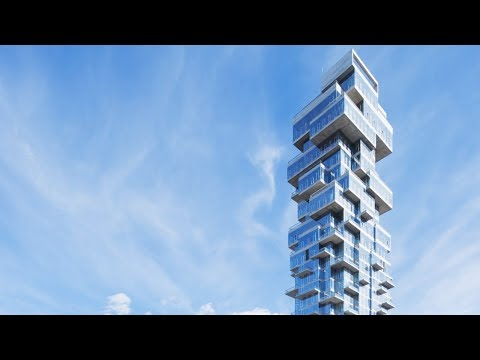 56 Leonard: Building New York's Jenga Tower | The B1M