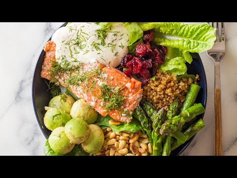 Sockeye Salmon Salad Recipe Video