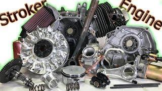"CFM ""vs"" VELOCITY    predator 212 engine build , cylinder"